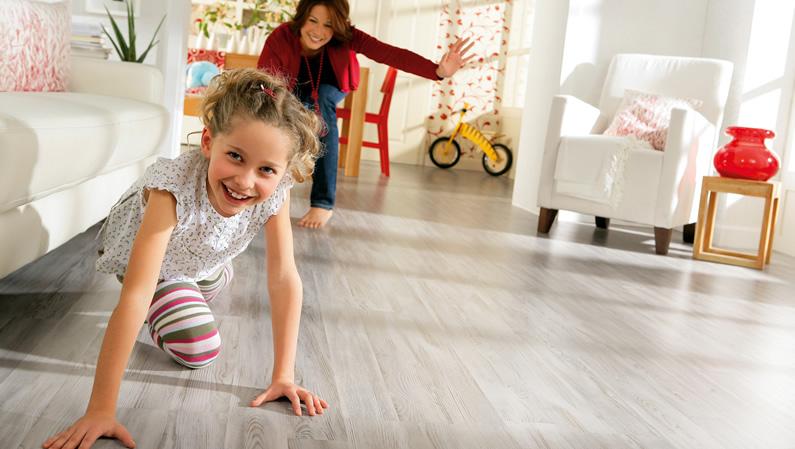 Как выбрать ламинат в детскую комнату правильно.