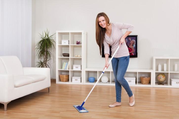 Как ухаживать за ламинатом в квартире или доме
