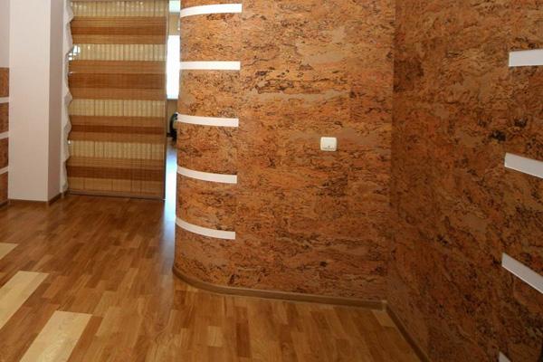Пробковые панели (пробка) для стен.