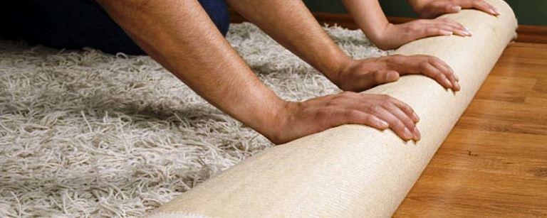 Как правильно постелить ковролин